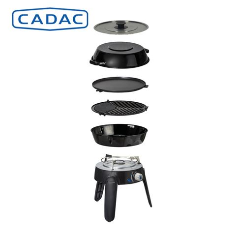 Cadac Safari Chef 2 Pro QR BBQ - 2020 Model