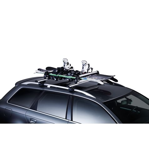 additional image for Thule Xtender Ski/Snowboard Carrier 739 - Holds 6 Pairs