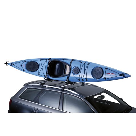 additional image for Thule Hull-a-Port Pro 837 Tiltable Kayak Carrier