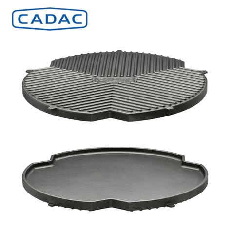 Cadac Reversible Grill Plate