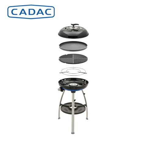 Cadac Carri Chef 2 BBQ Chef Pan Combo With FREE Cover