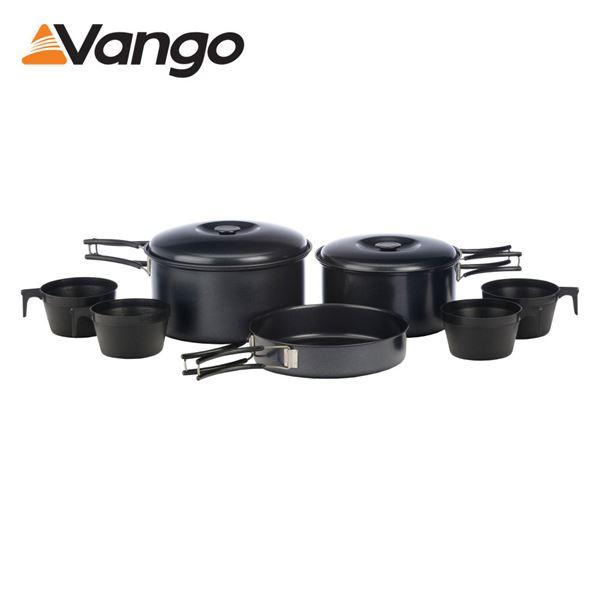 Vango 4 Person Non-Stick Cook Kit