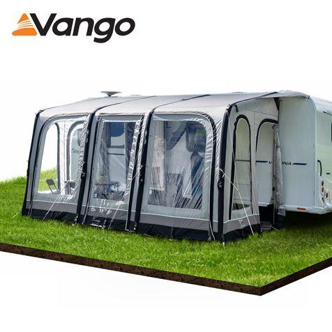 Vango Braemar III 400 Caravan Air Awning - 2020 Model