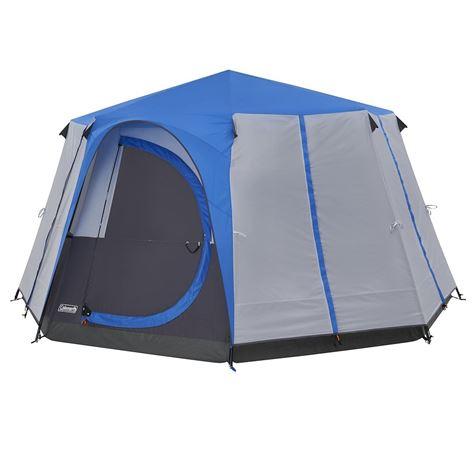 Coleman Cortes Octagon 8 Tent - 2019 Model