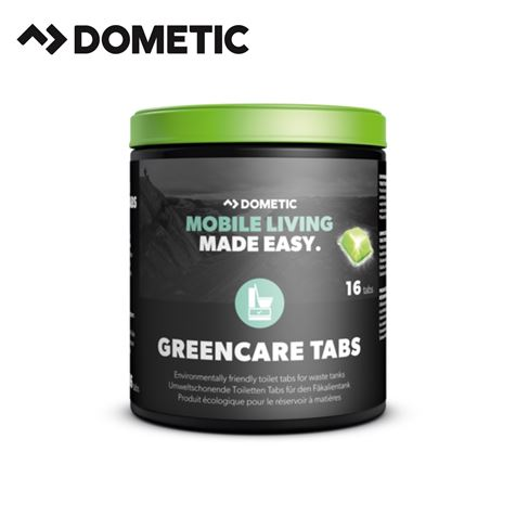 Dometic Powercare - Green Tabs