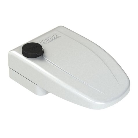 additional image for Fiamma Safe Door Lock