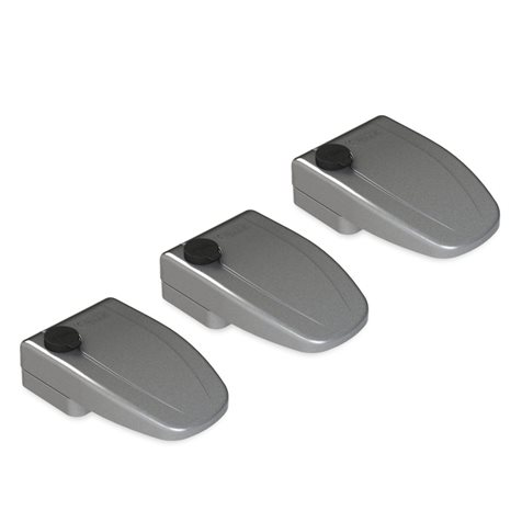 additional image for Fiamma Safe Door Lock - 3 Pack