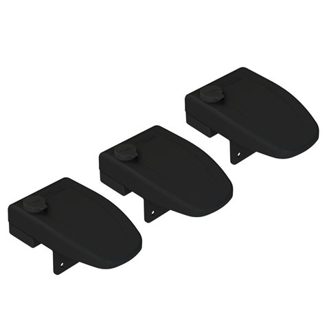 additional image for Fiamma Safe Door Frame Lock - 3 Pack