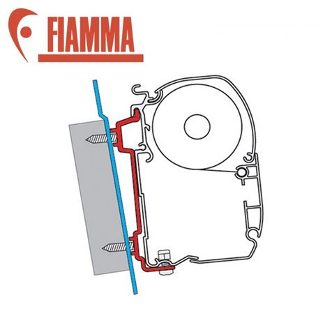 Fiamma F45 Awning Adapter Kit High Roof Sprinter