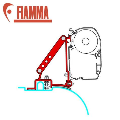 Fiamma F45 Adaptor Kit