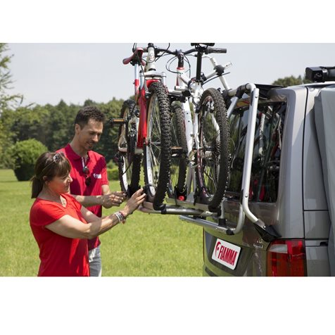 additional image for Fiamma Carry-Bike VW T5 Pro Bike Carrier 2020 Model