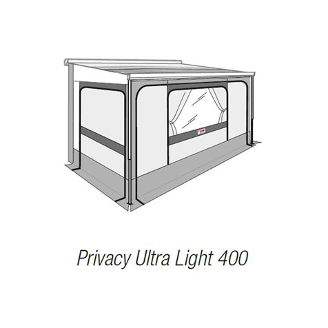 additional image for Fiamma Privacy Room Ultra Light