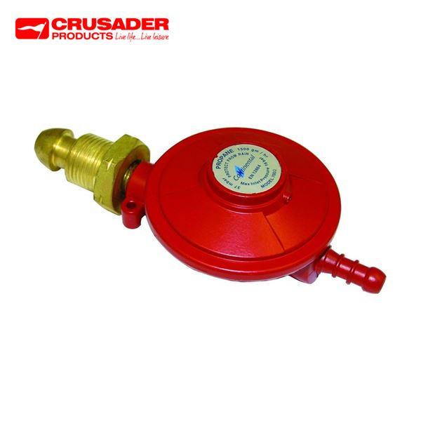 Crusader 37mbar Propane Regulator