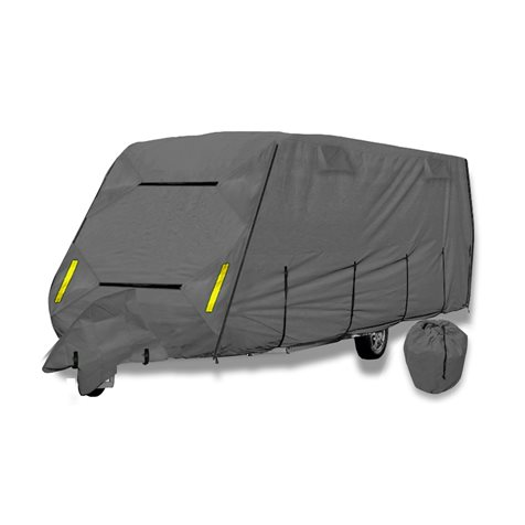 additional image for Crusader CoverPro 4-Ply Caravan Cover With Free Hitch Cover