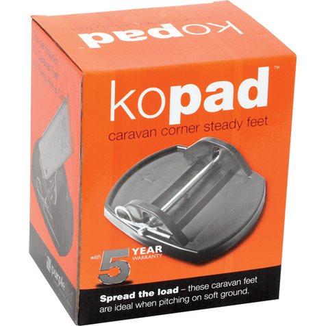 additional image for Purple Line Ko-Pad Caravan Jack Pads - 5 Year Warranty