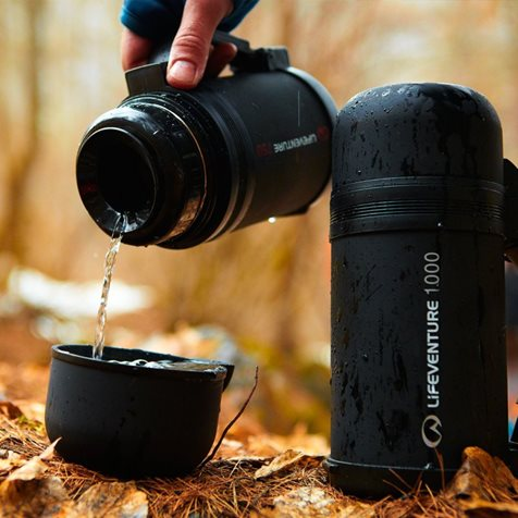 additional image for Lifeventure TiV Wide Mouth Vacuum Flask