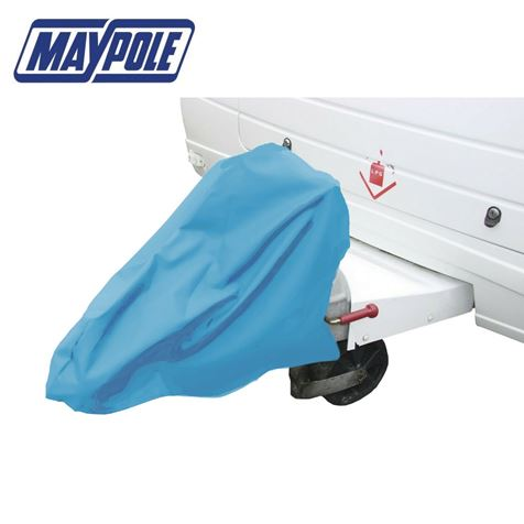 Maypole Universal Blue Breathable Hitch Cover