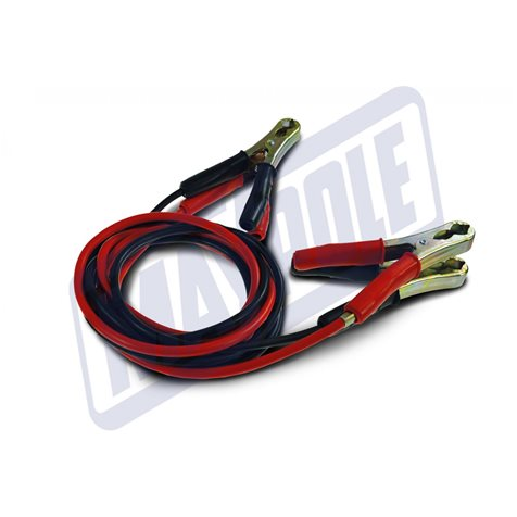additional image for Maypole 7.5mm CSA x 2M Jump Leads