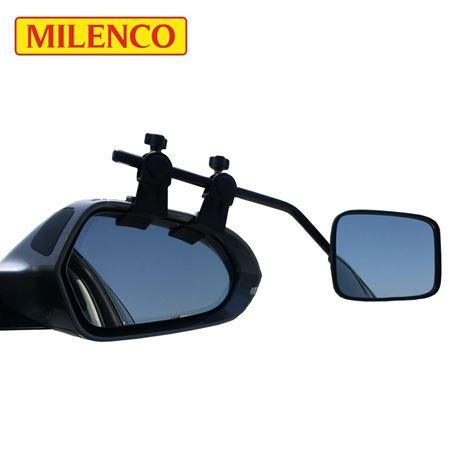 Milenco Falcon Super Steady Towing Mirror Twin Pack