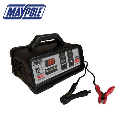 Maypole 12A Bench Smart Charger