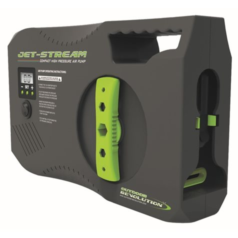 additional image for Outdoor Revolution Single Jet Stream Electric Pump