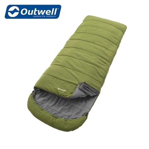 Outwell Colibri Lux Single Sleeping Bag - 2019 Model