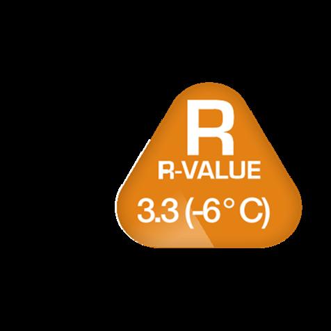 additional image for Robens Moonstone 75 Self-Inflating Mat - 2020 Model