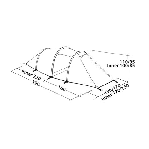 additional image for Robens Pioneer 3EX Tent - New for 2020