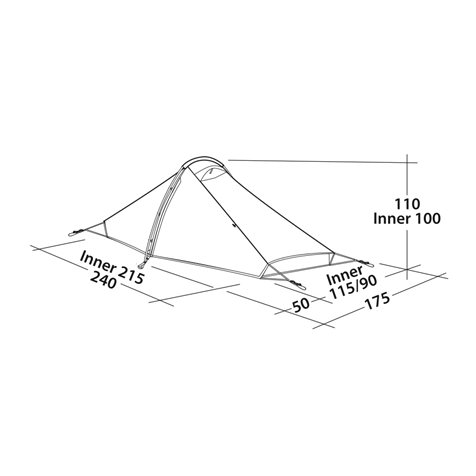 additional image for Robens Starlight 2 Tent - 2020 Model