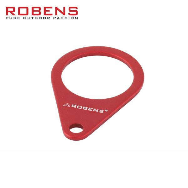 Robens Alloy Pegging Ring - Pack of 6