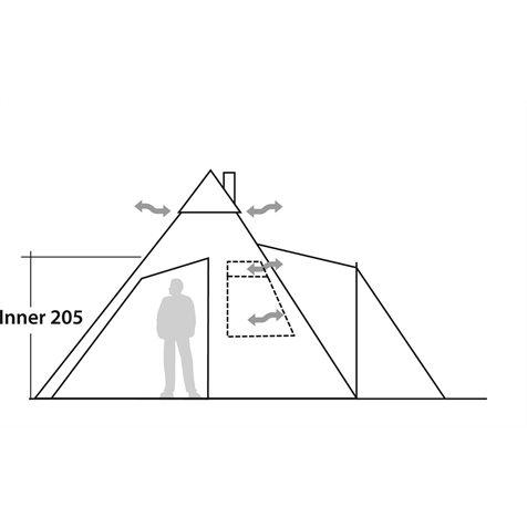 additional image for Robens Kiowa Inner Tent
