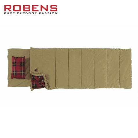 Robens Prairie Sleeping Bag - New for 2019