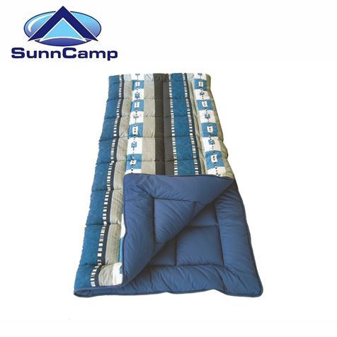 SunnCamp Single 60oz Expression Deluxe Sleeping Bag