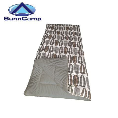 SunnCamp Mull Super Deluxe Single Sleeping Bag
