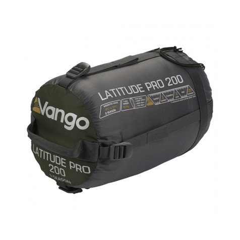 additional image for Vango Latitude Pro 200 Sleeping Bag - 2020 Model
