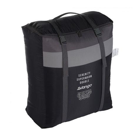 additional image for Vango Serenity Superwarm Double Sleeping Bag - New For 2020