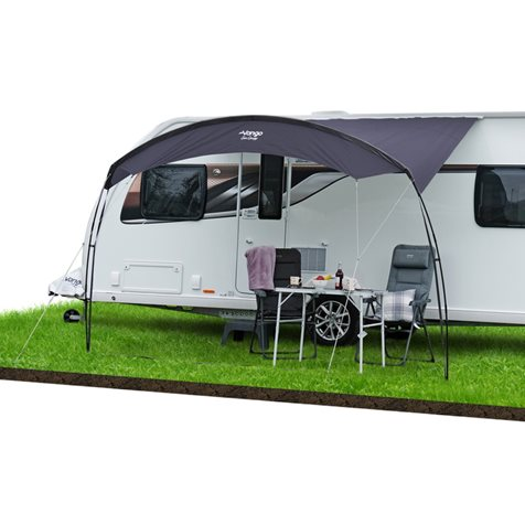 additional image for Vango Poled Sun Canopy for Caravan & Motorhomes 3M