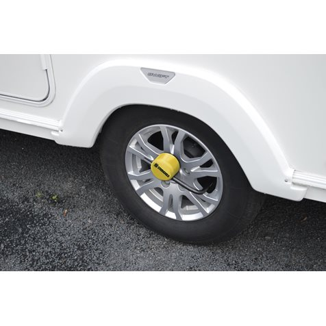 additional image for Stronghold Protector Insurance Approved Caravan Alloy Wheel Lock
