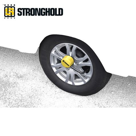 Stronghold Protector Insurance Approved Caravan Alloy Wheel Lock