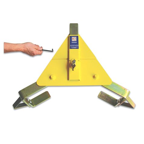 additional image for Stronghold Wheel Clamp