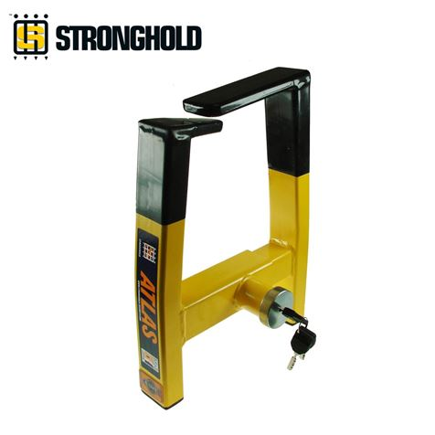 Stronghold Insurance Approved Atlas Auto Wheel Clamp