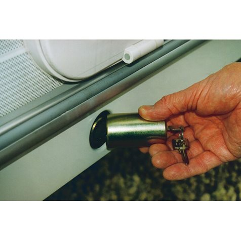 additional image for Stronghold Insurance Approved Caravan Leg Lock