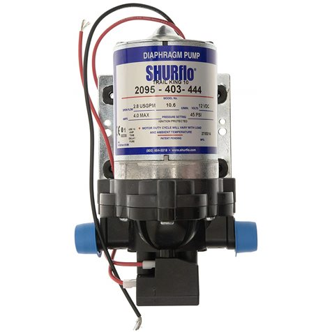 additional image for Shurflo Trail King 10L 45PSI Water Pump