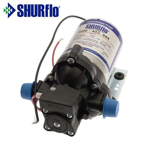 Shurflo Trail King 10L 45PSI Water Pump