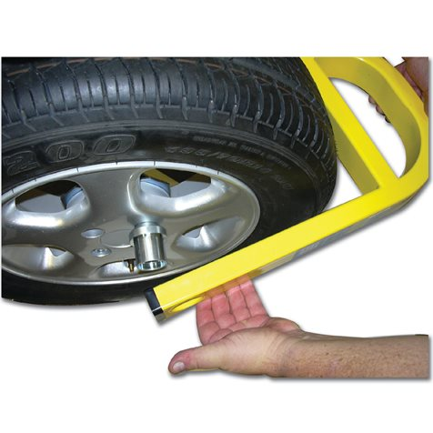 additional image for Stronghold Insurance Approved Alloy Wheel Clamp