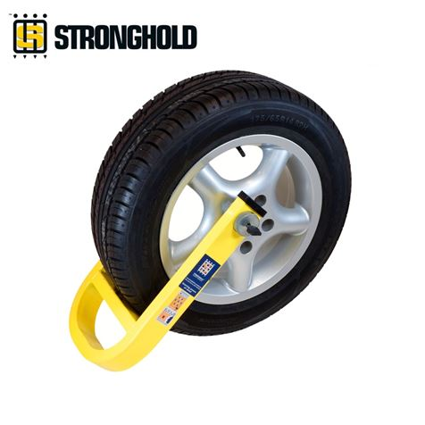 Stronghold Insurance Approved Alloy Wheel Clamp