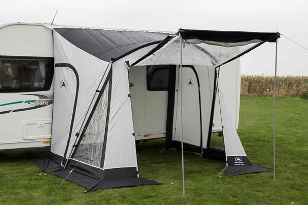 SunnCamp Copia 260 Caravan Porch Awning Lightweight Easy ...