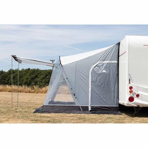 SunnCamp Swift 390 Deluxe Dark Grey Caravan Awning - 2019 ...