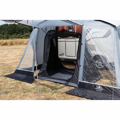 additional image for SunnCamp Swift 390 Deluxe Caravan Awning With FREE Carpet - 2019 Model
