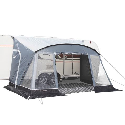 SunnCamp Swift 390 Deluxe Caravan Awning With FREE Carpet - 2019 Model